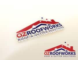 nº 73 pour Design a Roofing company logo par KingoftheLogo