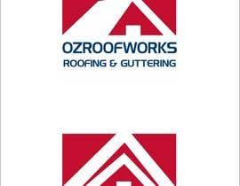 nº 30 pour Design a Roofing company logo par ganeshadesigning