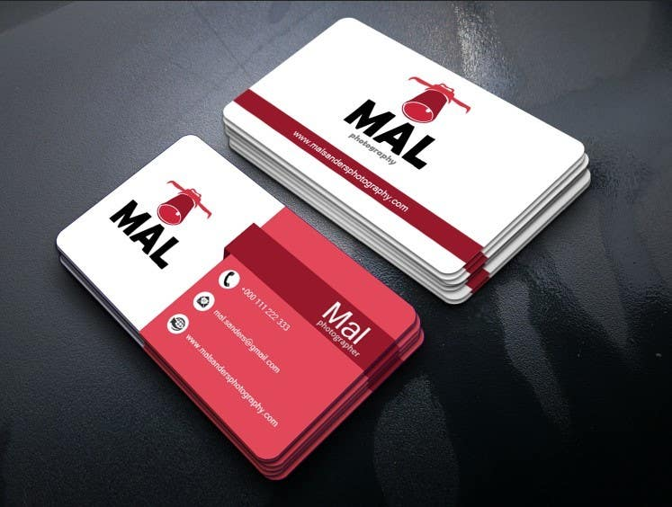 Proposition n°79 du concours Logo and business card