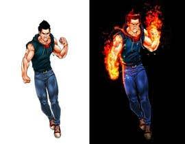jona6256 tarafından Design a new comic book hero! için no 49