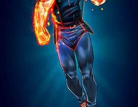 jona6256 tarafından Design a new comic book hero! için no 63