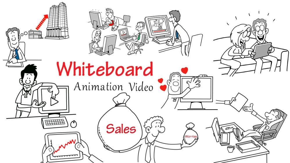 Entry #2 by zamntasawwar for Whiteboard per nuova App