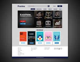 nº 21 pour Design a Website Mockup par sharpBD