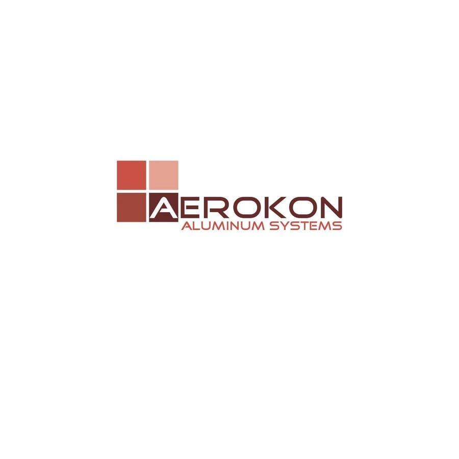 Proposition n°104 du concours Logo for Aluminium Facade Window Company