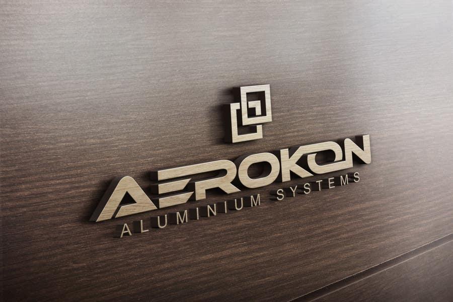 Proposition n°17 du concours Logo for Aluminium Facade Window Company