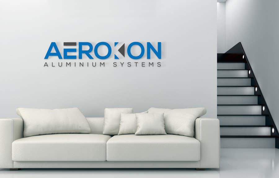 Proposition n°63 du concours Logo for Aluminium Facade Window Company