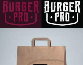 nº 86 pour Design two Logos for a Burger restaurant par totemgraphics