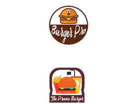 nº 102 pour Design two Logos for a Burger restaurant par shahin7591