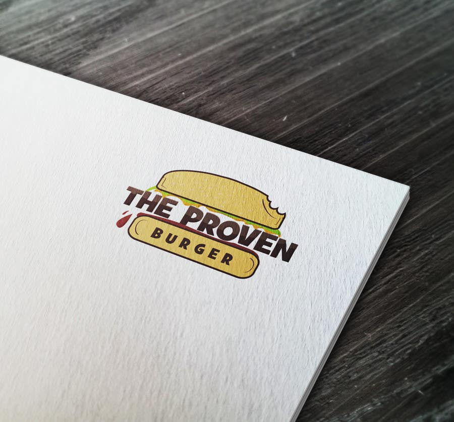 Proposition n°13 du concours Design two Logos for a Burger restaurant