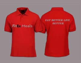 #49 for Design a T Shirt for a Meal Prep Company by rahimakhatun752