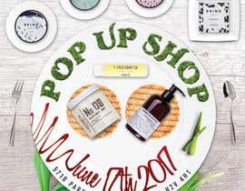 nº 7 pour Pop Up Shop for Vegan, Cruelty Free Makeup and Body Products par frontrrr
