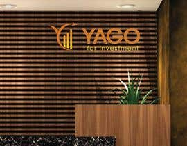 #261 untuk Logo Design for Yago, it's a company for investment, construction and oil oleh soniadhariwal