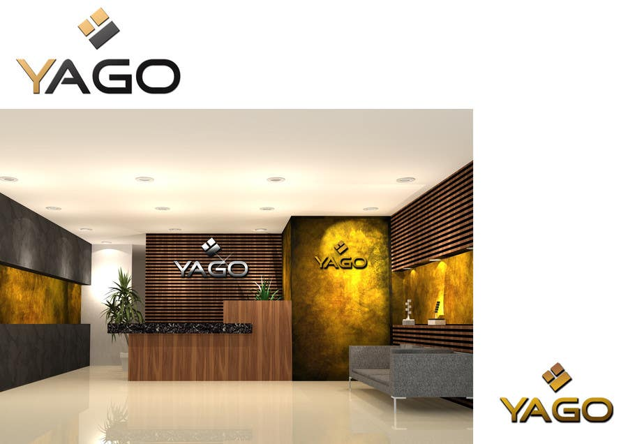 Конкурсная заявка №195 для Logo Design for Yago, it's a company for investment, construction and oil