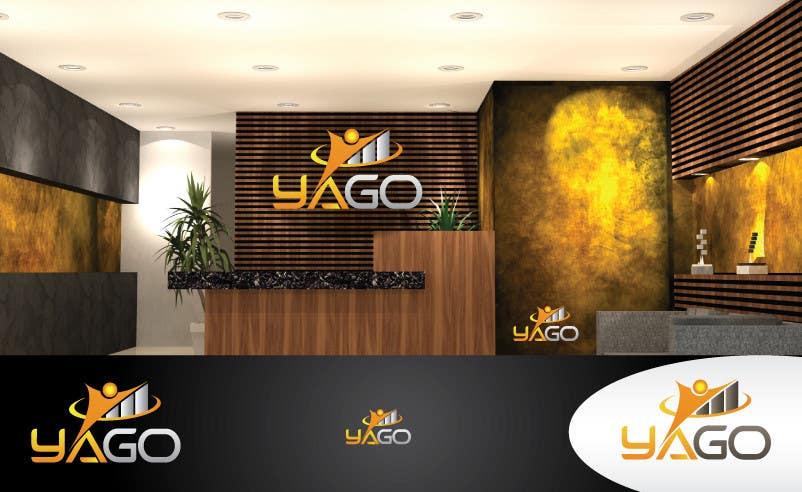 Конкурсная заявка №171 для Logo Design for Yago, it's a company for investment, construction and oil