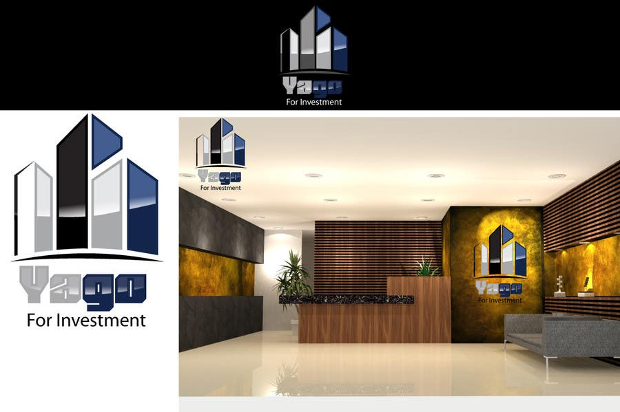 Конкурсная заявка №276 для Logo Design for Yago, it's a company for investment, construction and oil