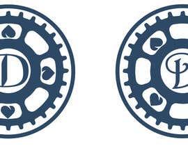 nº 5 pour Round Metal Stamp Design par Milos008bg