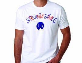 nº 26 pour Design a T-Shirt for Indie Pop Band par Asmabd