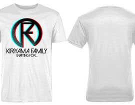 nº 22 pour Design a T-Shirt for Indie Pop Band par WendyRV