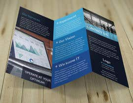 nº 5 pour Design a Marketing Brochure par Gloud