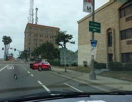 nº 17 pour Photoshop a public city sign that goes over the street par mdmiran2