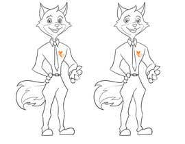 "nº 84 pour Develop a fox as a 'human"" character. par Hayley00"