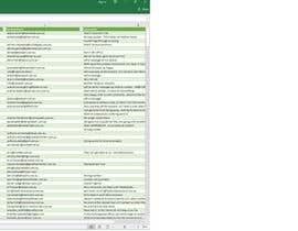 nº 6 pour Excel Book - seperating data into several columns par pietermarra