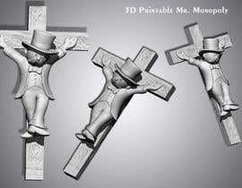 nº 9 pour Convert the attached image to a (prinatable) 3D model par constantino1983