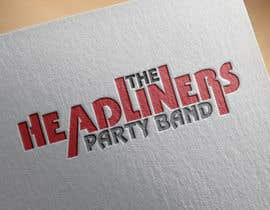 nº 367 pour Logo for a party band par Rezaulkarimh