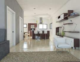 nº 30 pour Restyling our living room par ARQSA21
