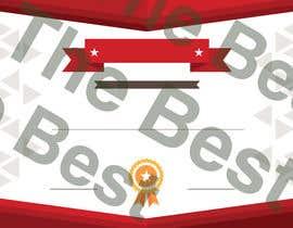 nº 15 pour Design a certificate par bolanabil