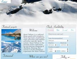 #47 dla Website Design for Sami Culture (Joomla!) przez doublee07