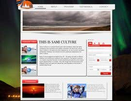 #46 Website Design for Sami Culture (Joomla!) részére slovetest által