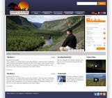 Graphic Design Contest Entry #74 for Website Design for Sami Culture (Joomla!)