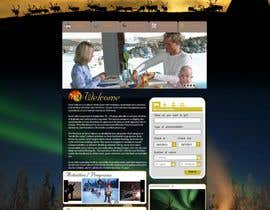#58 dla Website Design for Sami Culture (Joomla!) przez Yutopia