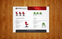 Graphic Design Inscrição do Concurso Nº19 para Catalogue Design for adaptaspace