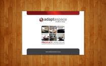 Graphic Design Inscrição do Concurso Nº12 para Catalogue Design for adaptaspace
