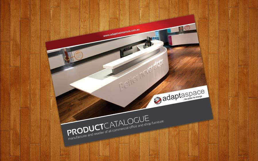 Inscrição nº 10 do Concurso para Catalogue Design for adaptaspace