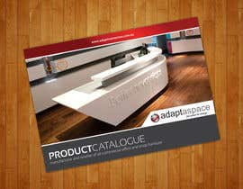 #10 pentru Catalogue Design for adaptaspace de către StrujacAlexandru