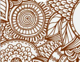nº 5 pour Henna Design Required for Phone Case par gayatry