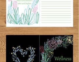nº 13 pour Create a nice design  for my wellness workbook par VickyPolo