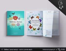 nº 15 pour Create a nice design  for my wellness workbook par TillyStudios