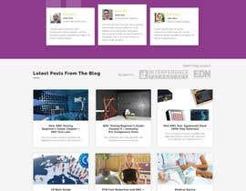 nº 7 pour Design a Website Mockup par Stunja