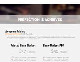 nº 1 pour Design a Website Mockup par hallotofayel
