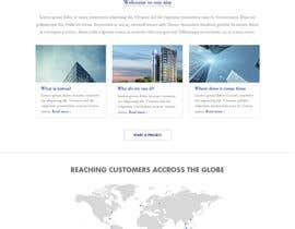 nº 4 pour home page design par Poornah
