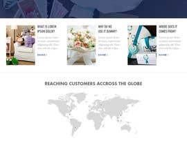 nº 10 pour home page design par Poornah