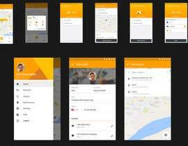 nº 3 pour Design App Mockups par apsdevelopers