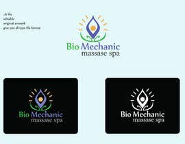 nº 40 pour Design a Logo for Massage Spa with Logo Icon par dreamlearner