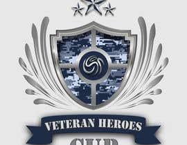 #181 for Veteran Heros Cup by ydantonio
