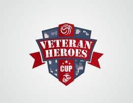 #165 for Veteran Heros Cup by OlexandroDesign