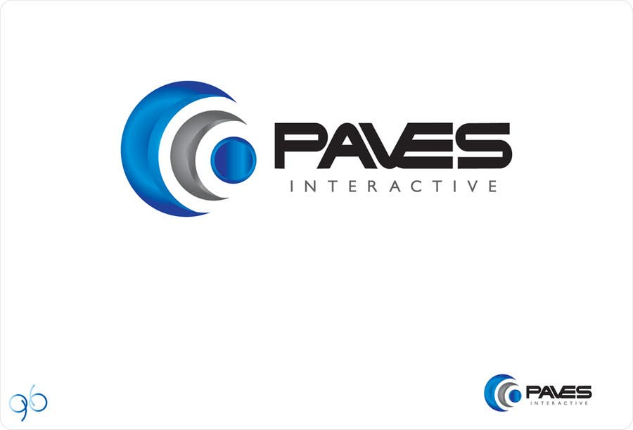 #235 for Logo Design for Paves Interactive by globalbangladesh